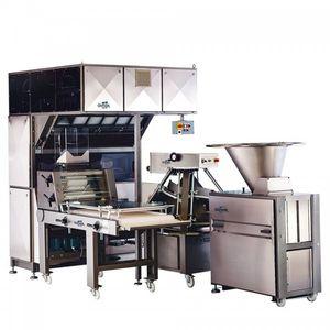 Produktionsanlage für Brote