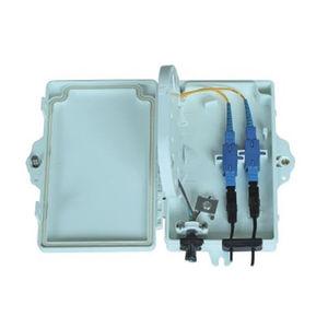 Verteilertafel für Lichtleiter