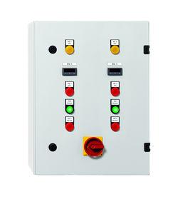 Niveau-Überwachungssystem / Position / Mess / Maschinen