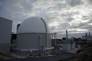 anaerober Biogas Reaktor