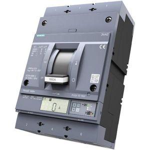 Gussgehäuse-Schutzschalter / thermisch-magnetischer / einpolig / Niederspannung