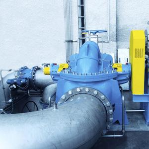 hydraulische Turbine