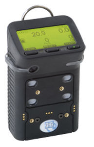 CO-Detektor / O2 / CH4 / H2S