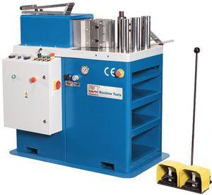 hydraulische Presse / manuell verstellbar / für Faltvorgänge / Richt
