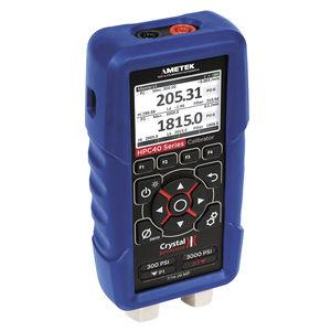Druckkalibrator / Temperatur / Multifunktion / Spannung