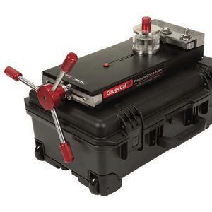 Druckkalibriersystem / für Manometer / tragbar / Labor