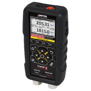 Temperaturkalibrator / Multifunktion / Druck / Spannung