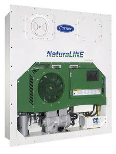 mobiles Kühlaggregat / für Seefrachtcontainer / Einheitstemperatur