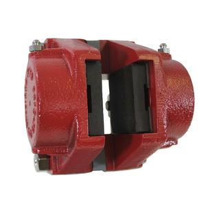 Scheibenbremszange / hydraulisch / Federlockerung / modular