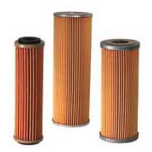 Filterpatrone für Gas / zur Mikrofiltrierung / Papier / gefaltet