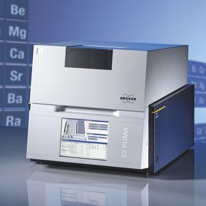 Fluoreszenzspektrometer / zur Analyse / Überwachung / energiedispersiver Röntgenfluoreszenz