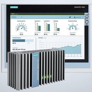 Panel-PC / LCD / Breitbild-Monitor / 15