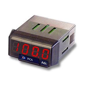 DC-Amperemeter / plattenmontiert