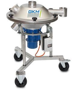 Vibrationssiebmaschine / für Pulver / Partikel / für Pulverrecycling