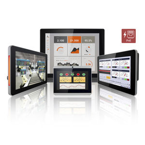 Multi-Touch-Screen-HMI