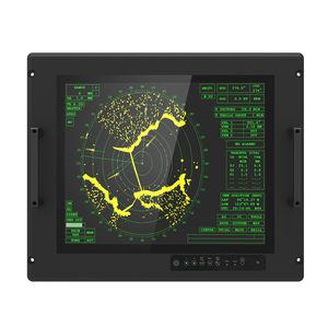 Monitor für militärische Anwendungen