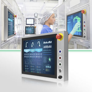 Panel-PC / HMI / mit kapazitivem PCAP-Touchscreen / 19
