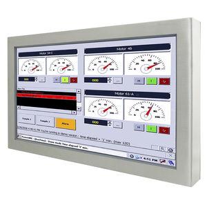 Panel-PC / mit resistivem 5-Draht-Touchscreen / mit LED-Rückbeleuchtung / 5