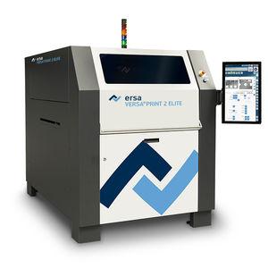 automatischer Matritzendrucker / mehrfarbig / für Elektronik / kontinuierlich