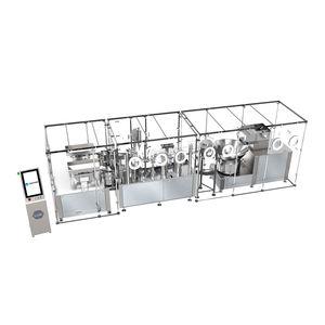 automatische Füll- und Versiegelmaschine