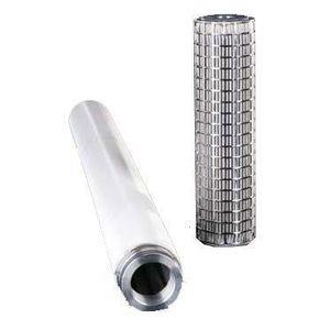 Filterpatrone zur Mikrofiltrierung / gefaltet / Mehrzweck / Industrie