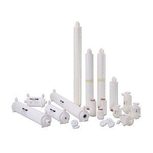 Wasserfilterpatrone / für Lösungsmittel / für Feinfilterung / Mehrzweck