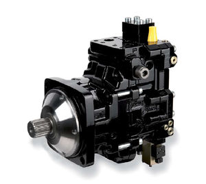 Kolben-Hydraulikmotor / variable Hubräume