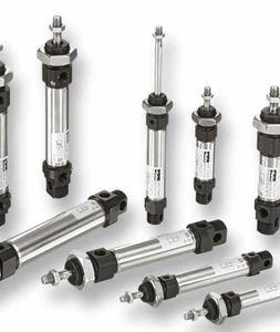 Zylinder / ISO 6432