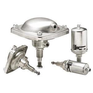 pneumatischer Zylinder / einfach / Doppel / Kolben