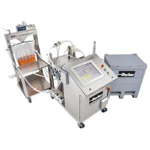 Biogas-Filtersystem
