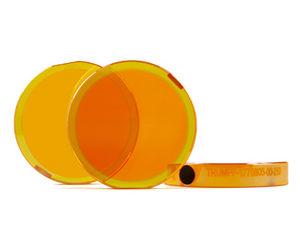 einfache Linse / BK7-Glas / Infrarot / CO2-Laserschnitt