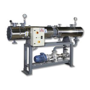 Rohrwärmetauscher / flüssig/flüssig / für Thermoölkessel