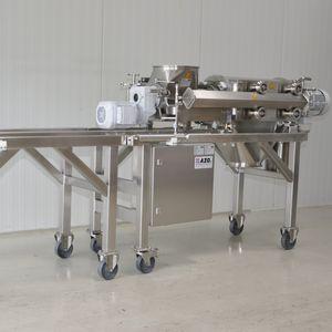 Schnecken-Siebmaschine