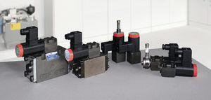 magnetbetriebenes Hydraulik-Wegeventil