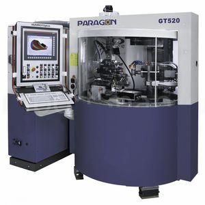 Werkzeugschleifmaschine / für Blech / CNC / Hochleistung