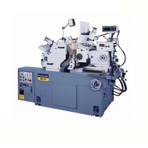 hydrostatische Schleifmaschine / spitzenlos / für Rohre / PLC-gesteuert