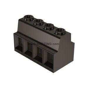 Schraubanschluss-Reihenklemme / Zugfederanschluss / für Leiterplatten / SMT