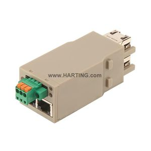smarter Ethernet-Switch / 10 Ports / Modul