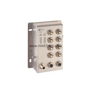 Ethernet-Switch / unmanaged / 10 Ports / Gigabit-Ethernet / Industrie