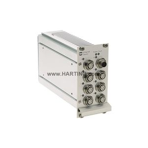 Ethernet-Switch / unmanaged / 7 Ports / schnell / Industrie