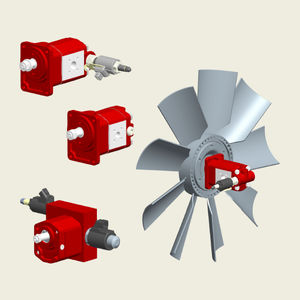 Außenzahnrad-Hydraulikmotor