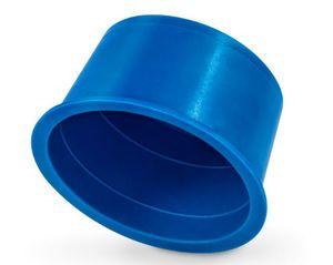 konische Kappe / aus PE / Recyclingkunststoff