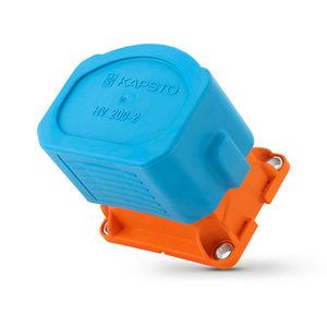 Kappe für elektrische Steckverbinder