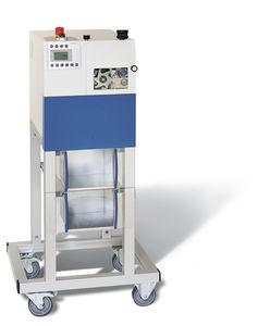 Trockenschnitt-Strang-Granulator / für Labor
