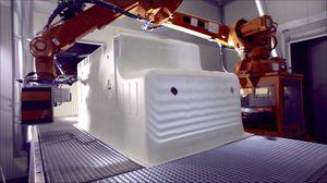 CO2-Laser-Schneidsystem
