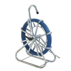 Aufwickler für Rohre / Kabel / Kurbel / mobil