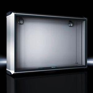 Aluminiumgehäuse / kleinformatig / rechteckig / Design