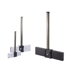 Linearantrieb / kolbenstangenlos / Schubketten / Balg