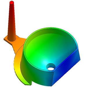 Kunststoffspritzguss-Simulation-Software