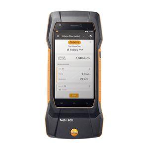 Luftgeschwindigkeits-Messinstrument / Temperatur / Durchfluss / Differenzdruck